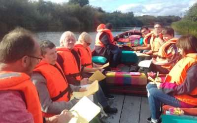 Writing on the River – A Creative Writing Workshop