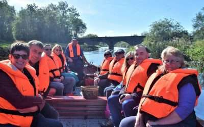 Athy Boat Trips