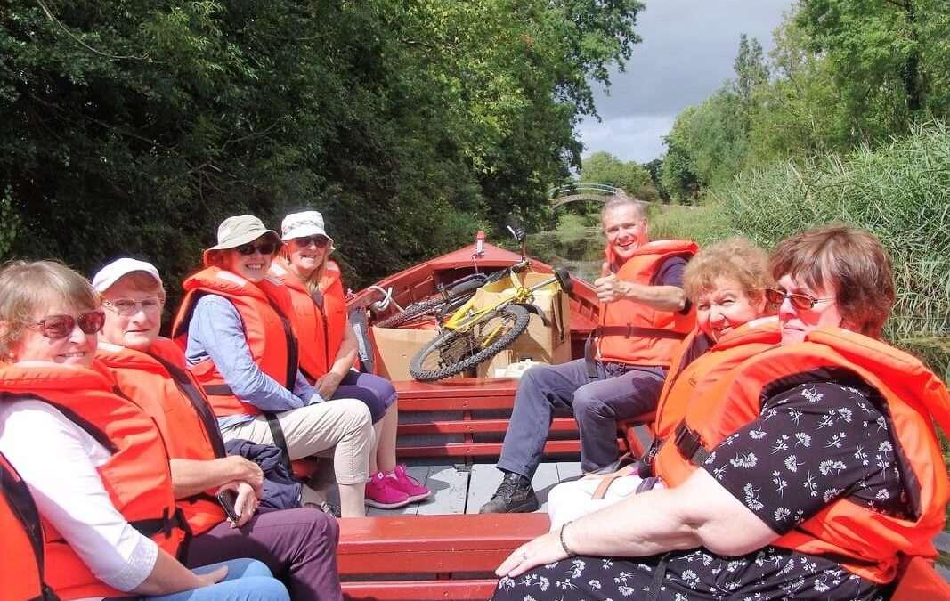 Maganey Boat Trip