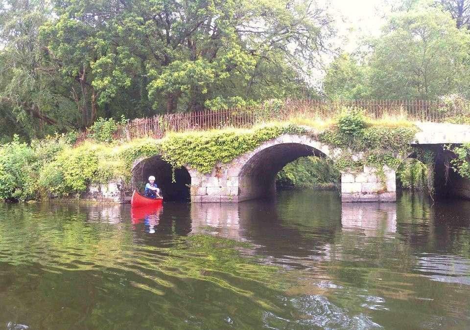 List of bridges on the river Barrow