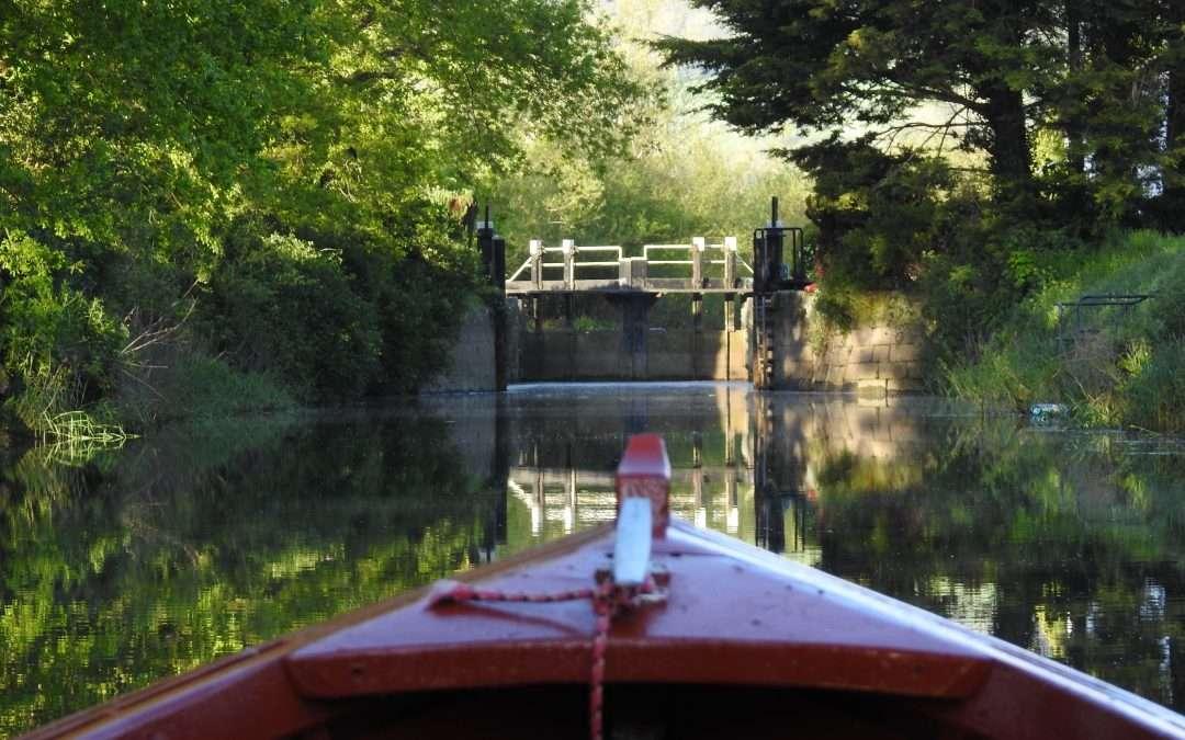 How many Locks are on the river Barrow?